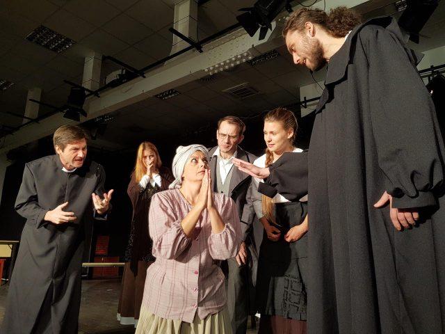 Salemi boszorkányok próba